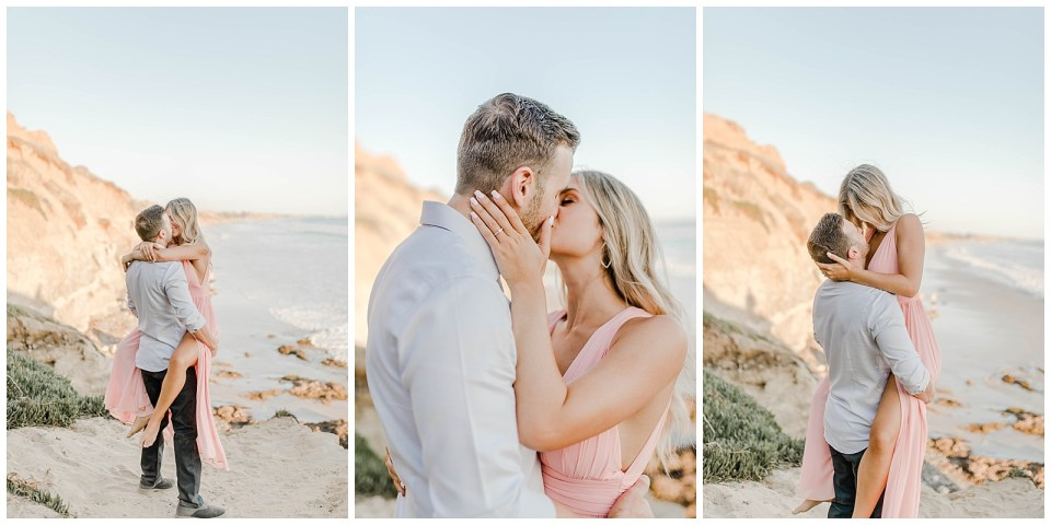San Diego Wedding Photography - Carlsbad Cliffs - Bree and Stephen Photography