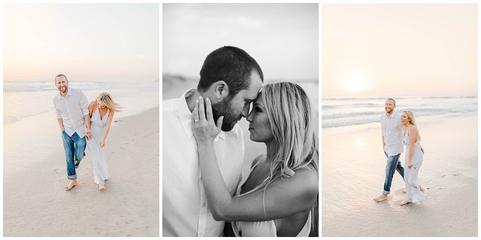 Blacks Beach Engagement Session by Bree and Stephen Photography San Diego Wedding Photography by Bree and Stephen Photography