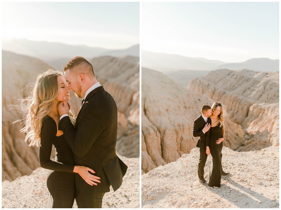 Engagement photography in california by Bree and Stephen Photography - Elopement Photographers in California