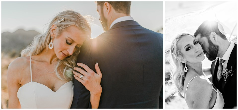 joshua tree wedding photography by bree and stephen. Palm Springs Wedding Photography
