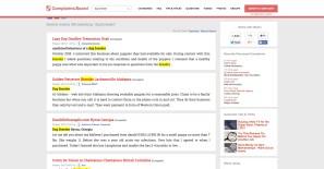 ComplaintsBoard.com is a website listing complaints of all sorts, including dog breeders.