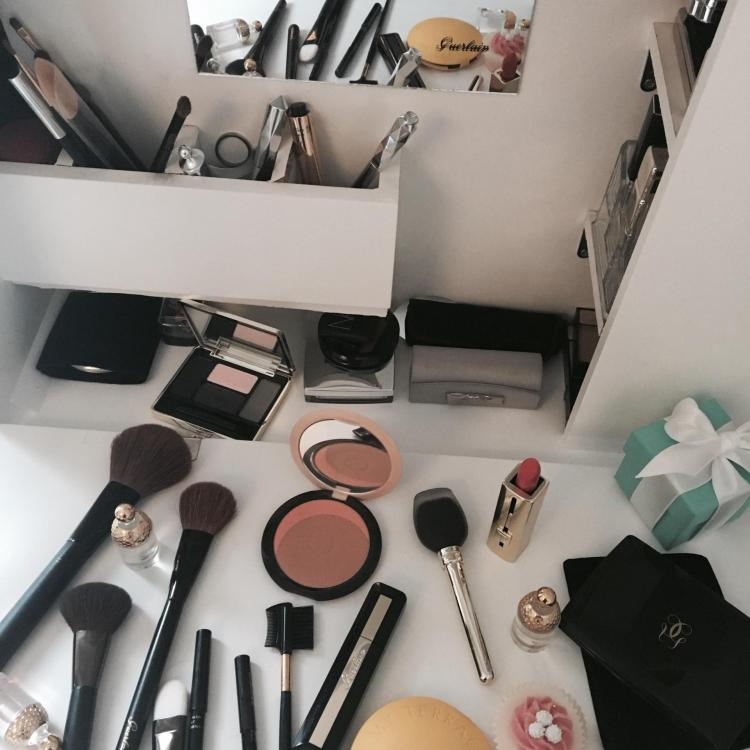 Ma routine make-up + concours Guerlain 4