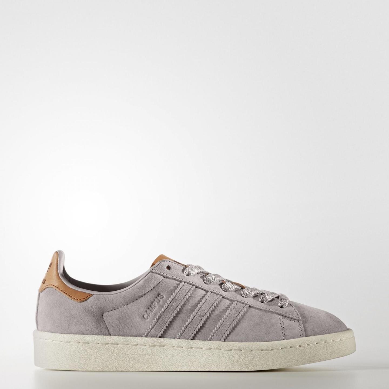 Baskets Campus gris - Adidas