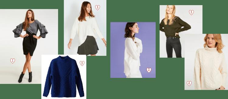Sharefashion - Soldes 2018 ma sélection de pulls