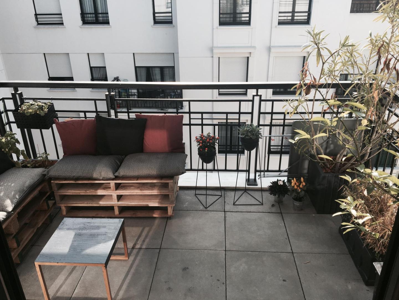 Sharefashion - Mes idées déco pour aménager une terrasse, inspiration scandinave et cocooning