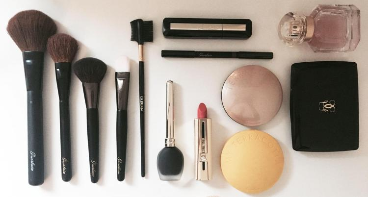Ma routine make-up + concours Guerlain 3