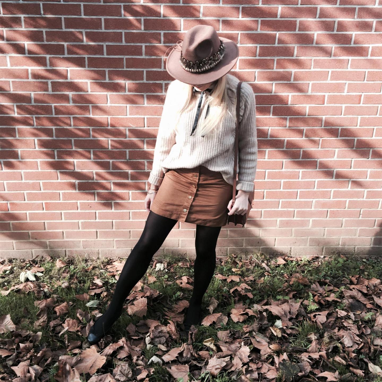Sharefashion - Comment porter la jupe en automne ?