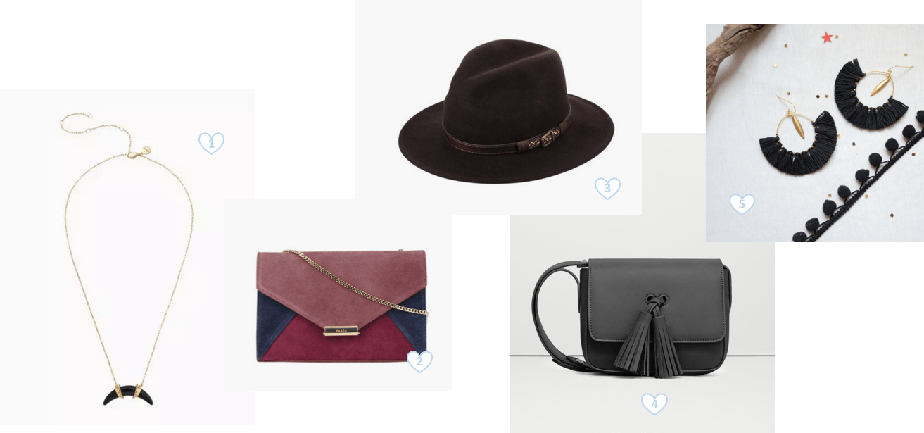 Ma sélection Shopping - Soldes Hiver 2017 image 2