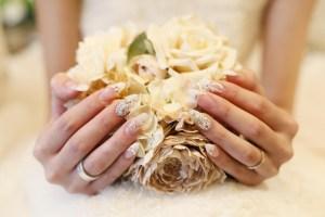 ブライダルネイル 結婚式準備