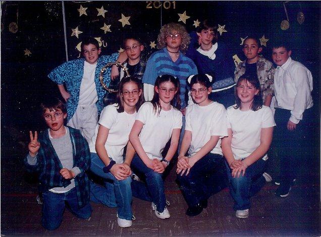 Smells Like Nirvana Weird Al Yankovic 2001 Wilton Center Elementary Talent Show