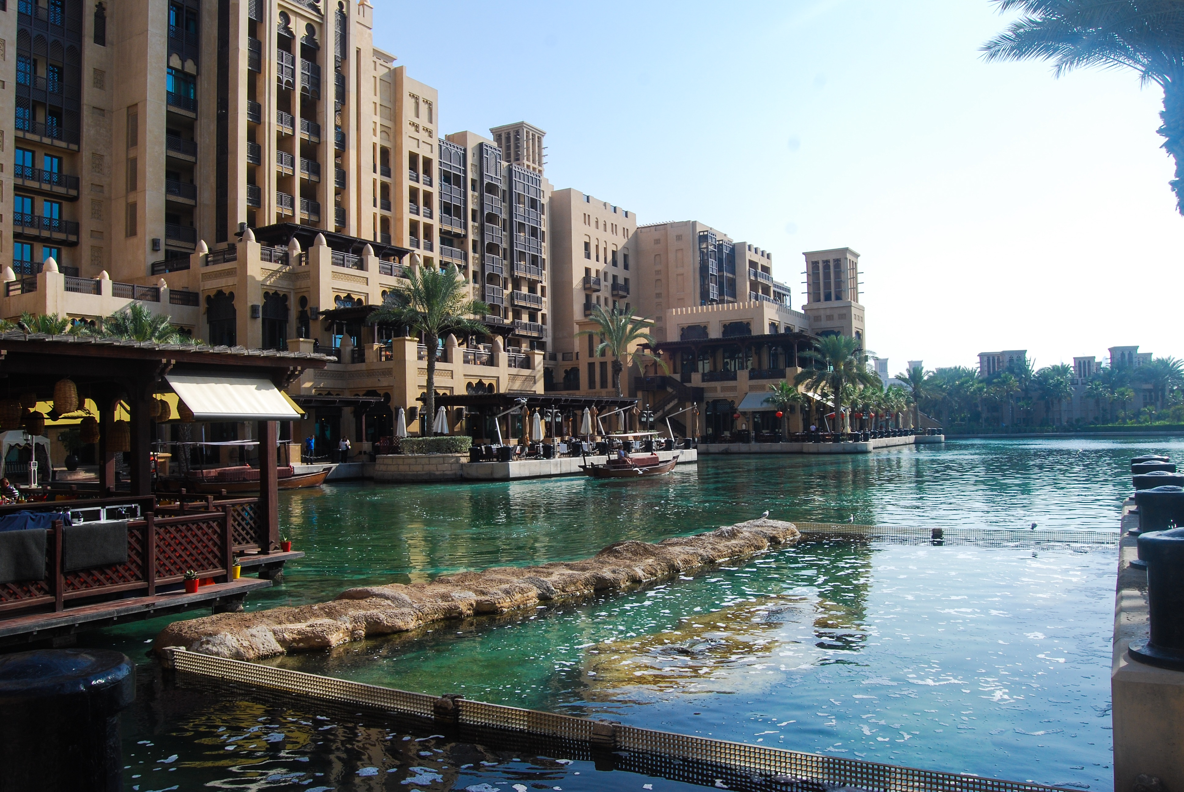 UAE: Jumeriah Hotels in Dubai | Breezing Through