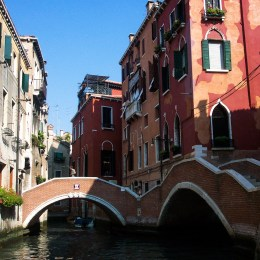 Munich to Venice: Venice
