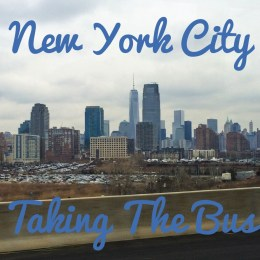 New York City: Taking The Bus