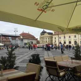 A Weekend In Transylvania