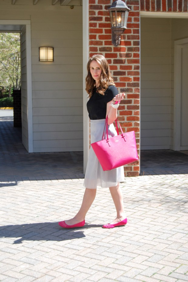 How To Wear Tulle Like A Boss | Breezing Through 3