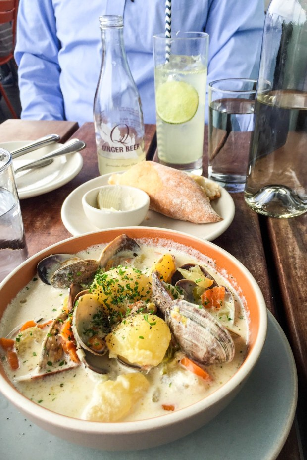 Hog Island Oyster Co. | Breezing Through 5