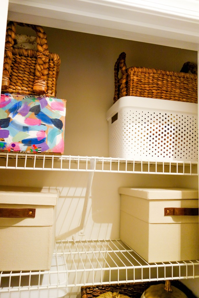 DIY Friday- How To Organize Your Closets | Breezing Through-2