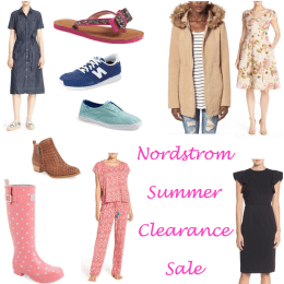 Nordstrom Summer Clearance Sale