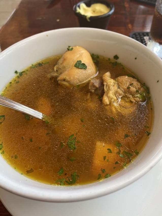 Cuba's Cookin' Abuela's Chicken Soup Aruba