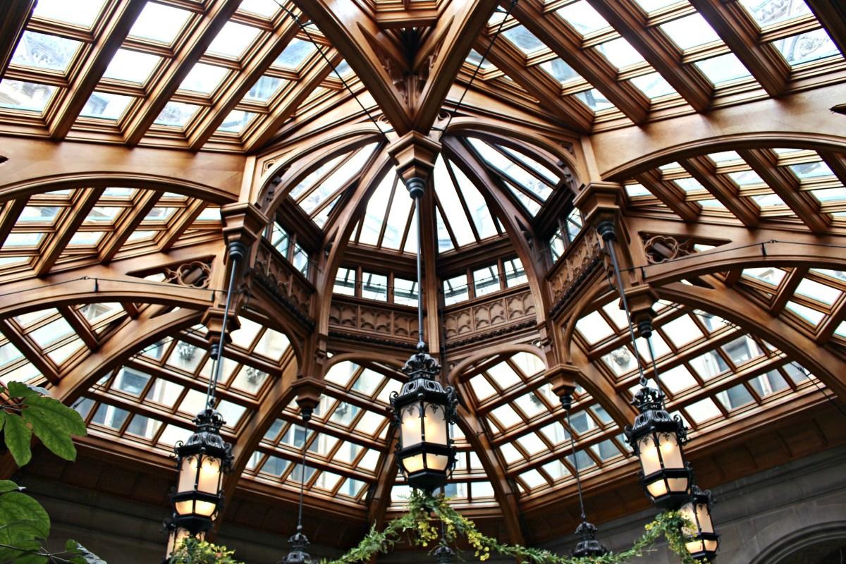 Inside the Biltmore