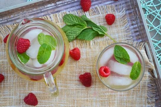 Honeydew Melon Lemonade