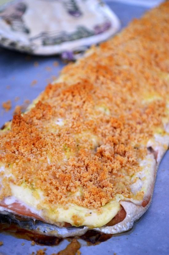 Tartar Sauce Salmon