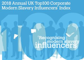 Modern Slavery Influencers' Index