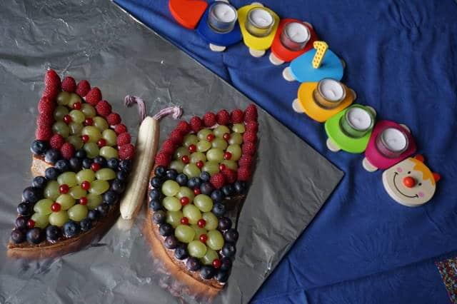 Geburtstagskuchen ohne Zucker von breifreibaby