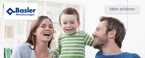 JuniorSchutz Plus von Basler Versicherungen
