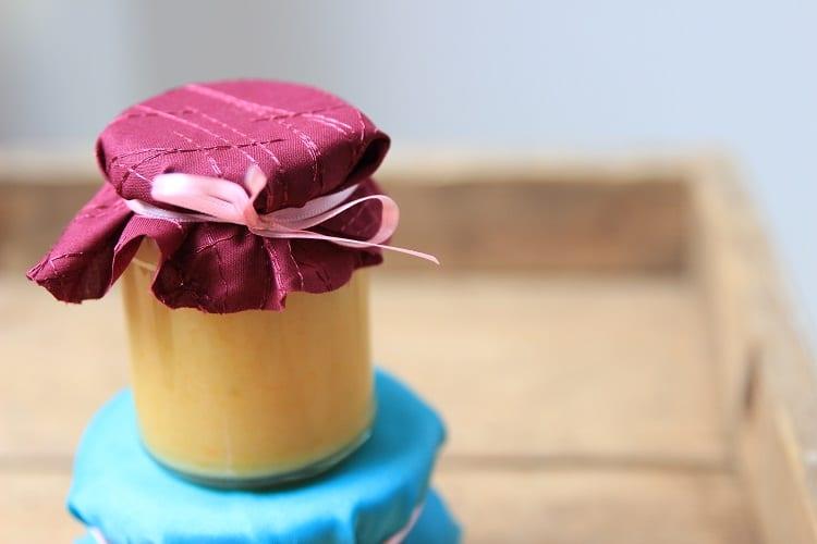 Geschenke aus der Küche - Kürbis-Marzipan-Marmelade