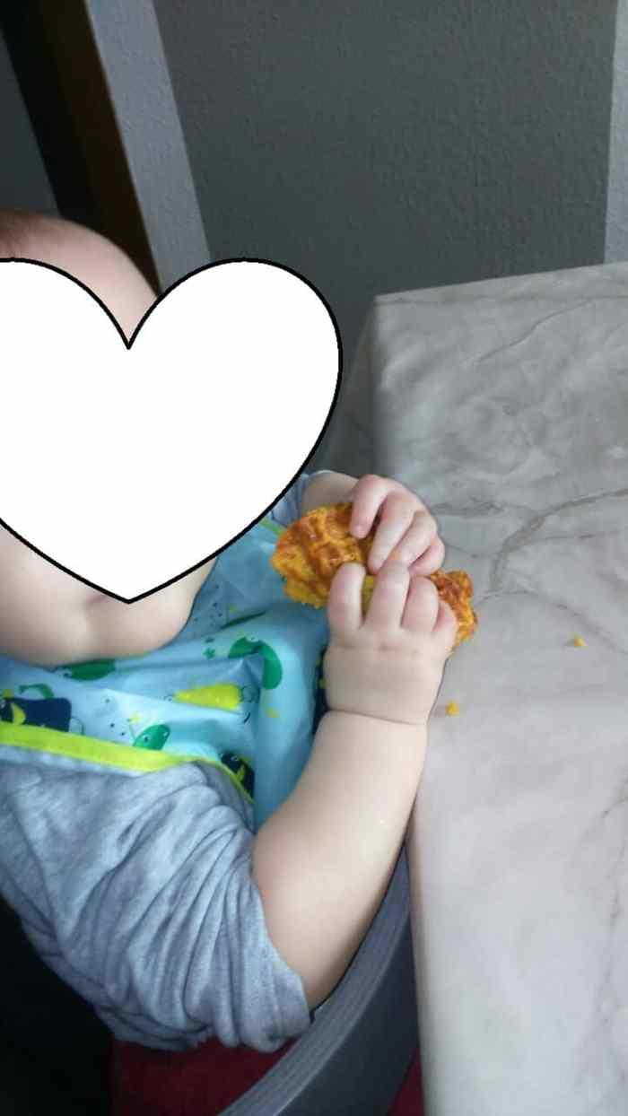 Waffeln fürs Baby - breifrei und BLW