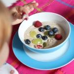 Wir lieben es zum Frühstück: Birchermüsli für Baby und Kind