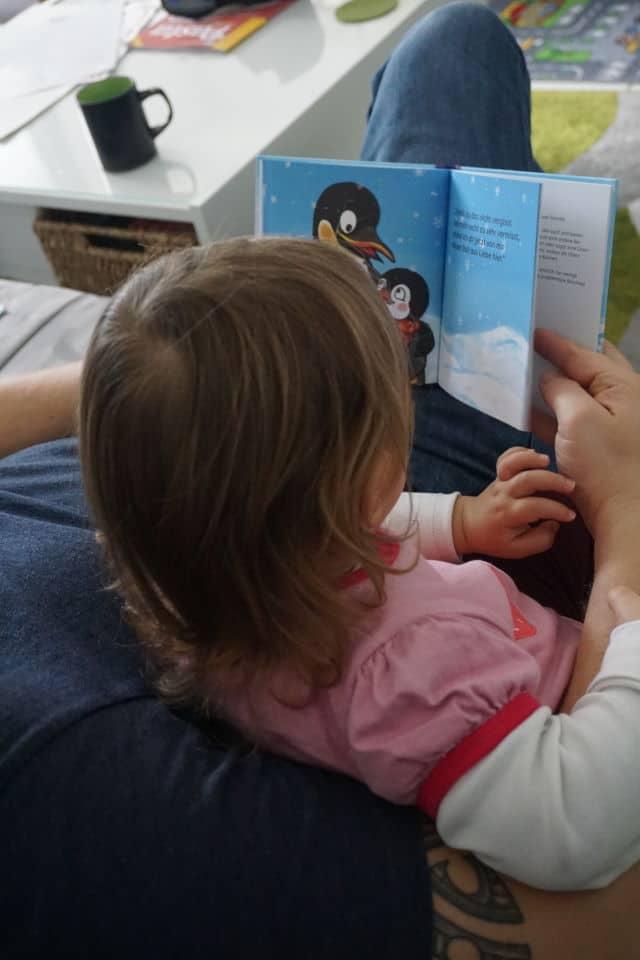 Flim Piguin im Kindergarten - Buch zur Kindergarten Eingewöhnung