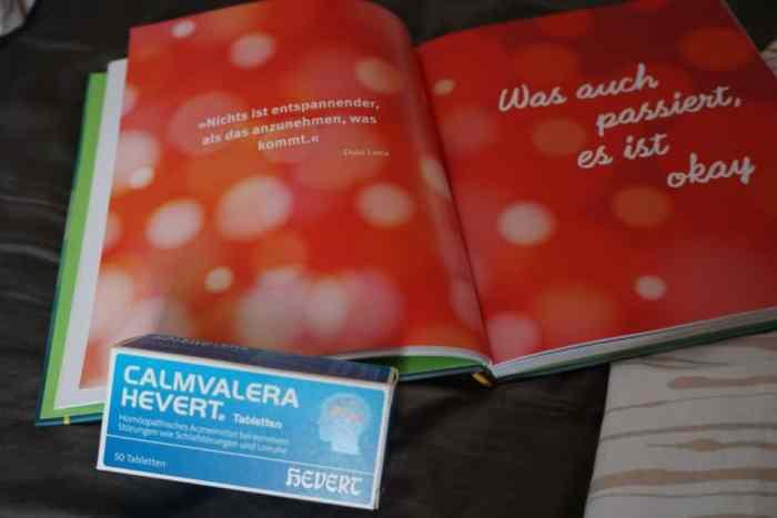 Calmvalera Hevert gegen innere Unruhe und Schlaflosigkeit
