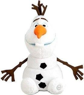 coudre Olaf de la reine des neiges