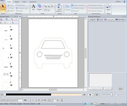 Tuto : Réaliser un appliqué à partir du Design Center