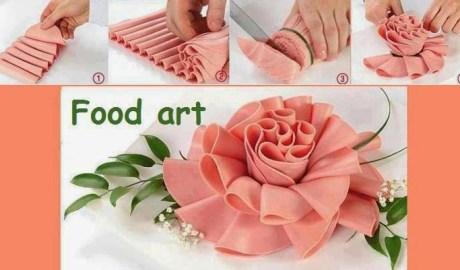 Rose de jambon