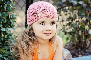 tout neuf extrêmement unique en vente en ligne Bonnet fillette - Tuto crochet - Breizh Mama
