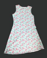 Mes projets Couture - Robe Flamands roses