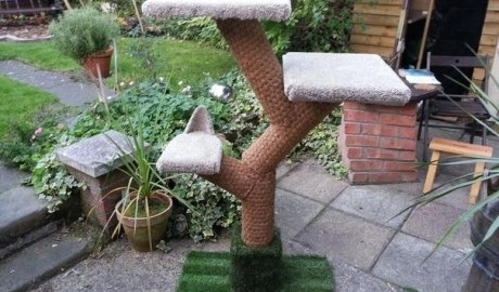 DIY - Arbre à chat maison