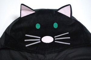 Capuche chat