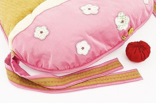 Couture un coussin muffin
