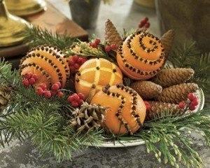 parfumer et décorer vos tables de fêtes