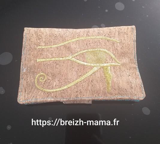 Porte monnaie égyptien
