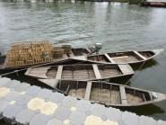 Embarcations des marais de Saint-Omer