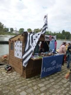 le stand des Bretons