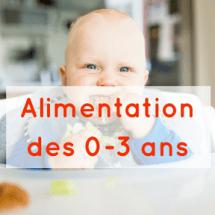 Formation alimentation infantile