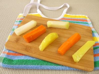 Breizhou DME batonnets de légumes pour bébé