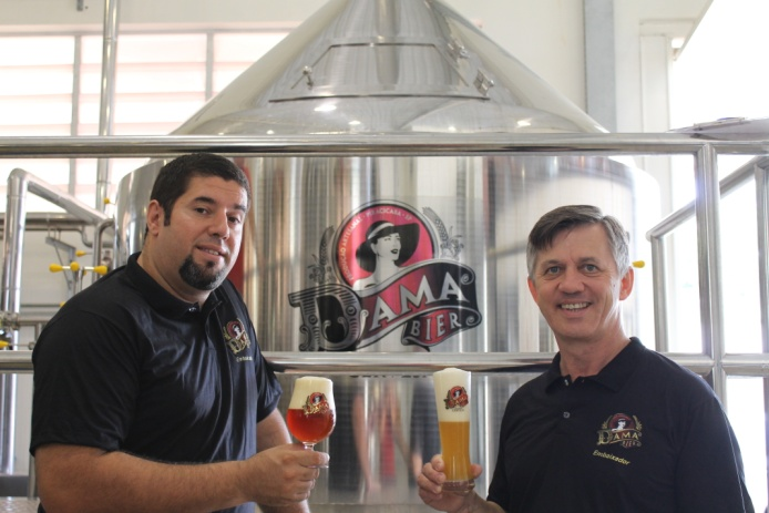 Cervejaria – Visita à Cervejaria Dama
