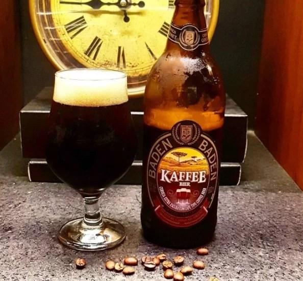Kaffee Bier - Cervejaria baden Baden